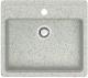 Мойка кухонная Berge BR-5750 (серый) -