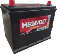 Автомобильный аккумулятор Senfineco Megavolt Asia L+ SMA/12V70Ah/L -
