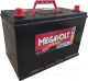 Автомобильный аккумулятор Senfineco Megavolt Asia R+ SMA/12V95Ah/R -