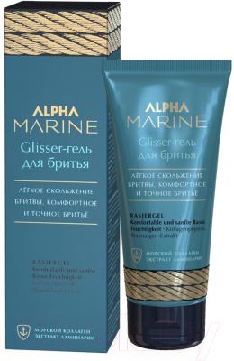 Гель для бритья Estel Alpha Marine Glisser (100мл)