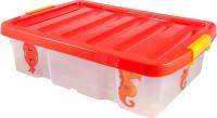 Ящик для хранения Plast Team Junior Aqua PT9834AQUA -