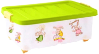 Ящик для хранения Plast Team Junior Bunny PT9834BUNNY -