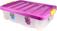 Ящик для хранения Plast Team Junior Monsters PT9834MONSTERS -