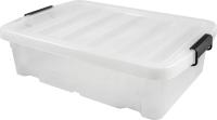 Ящик для хранения Plast Team Premium PT2273НАТ-9РS (натуральный) -