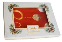 Скатерть Listelle Новогодний серпантин 55202 -