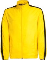Олимпийка спортивная 2K Sport Futuro / 121072 (XL, желтый/черный) -