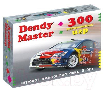 Игровая приставка Dendy Master 300 игр