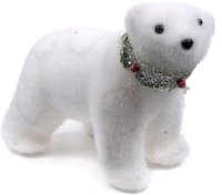 Световая фигурка Белбогемия Белый мишка 25598782 / 96461 -