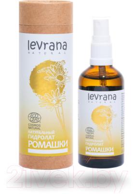 Гидролат для лица Levrana Ecocert натуральный ромашка (100мл)