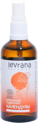 Гидролат для лица Levrana Ecocert натуральный календула (100мл)