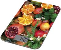 Кухонные весы Polaris PKS 1057DG (Fruits ) -