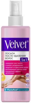 Лосьон после депиляции Velvet После удаления волос 5 в 1