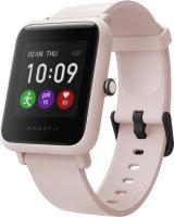 Умные часы Amazfit Bip S Lite / A1823 (розовый) -