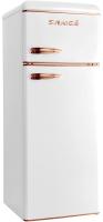 Холодильник с морозильником Snaige FR240-1RR1AAA-OC -