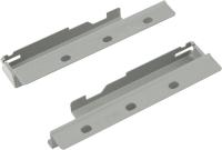 Комплект креплений мебельных Boyard SB08 / SBH41/GR (средний) -