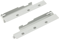 Комплект креплений мебельных Boyard SB08 / SBH41/W (средний) -