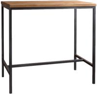 Барный стол BestLoft 9915-1190/H (натуральный дуб) -