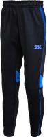 Брюки спортивные 2K Sport Vettore / 121325 (XXXL, черный/синий) -