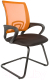 Кресло офисное Chairman 696 V (TW оранжевый) -