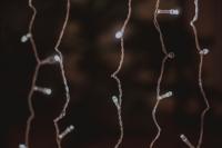 Световой занавес Twinkle Штора 063 (2х1.5м, белый) -