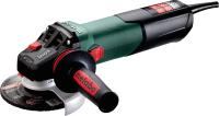 Профессиональная угловая шлифмашина Metabo WEV 17-125 Quick Inox (600517000) -