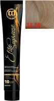 Крем-краска для волос Constant Delight Elite Supreme 12/18 (100мл, спец. блондин красный) -