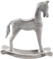 Фигурка для сада Подари Лошадка деревянная / 4754234 -