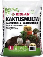 Грунт для растений Biolan Для кактусов (5л) -