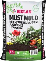Грунт для растений Biolan Чернозем для цветов (12л) -