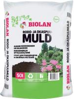 Грунт для растений Biolan Для рододендронов и хвойных деревьев -