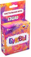Настольная игра Эврикус Буквы / BG-11042 -