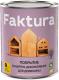 Защитно-декоративный состав Ярославские краски Faktura (700мл, беленый дуб) -