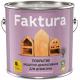 Защитно-декоративный состав Ярославские краски Faktura (2.5л, беленый дуб) -