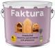 Защитно-декоративный состав Ярославские краски Faktura (9л, беленый дуб) -