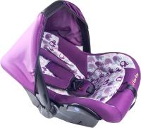 Автокресло Еду-Еду KS 321 (фиолетовые слоны) -