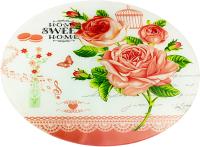 Блюдо для торта Zibo Shelley Милый дом / S3012/2D Z050 -