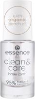 База для лака Essence Clean & Care Base Coat (8мл) -
