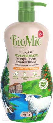 Средство для мытья посуды BioMio Мандарин концентрат (750мл)
