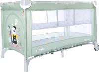 Кровать-манеж Carrello Piccolo Plus CRL-11605 (Cameo Green) -