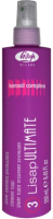 Флюид для волос Lisap Ultimate 3 Straight Fluid разглаживающий (250мл) -