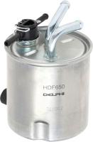 Топливный фильтр Delphi HDF650 -