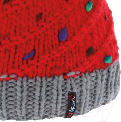 Шапка VikinG Cupcake / 201/19/2244-34 (красный)