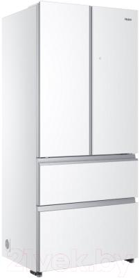 Холодильник с морозильником Haier HB18FGWAAARU