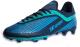 Бутсы футбольные 2K Sport Attack FG / 125327 (р.46, мятный/темно-синий) -
