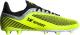 Бутсы футбольные 2K Sport Attack FG / 125327J (р.33, лимонный/черный) -