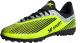 Бутсы футбольные 2K Sport Attack TF / 125527J (р.33, лимонный/черный) -