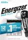 Комплект батареек Energizer Max Plus E92/AAA BP4 / E301321701Н -