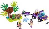 Конструктор Lego Friends Джунгли: Спасение слонёнка / 41421 -