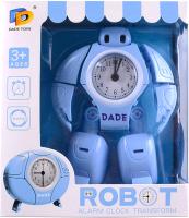 Игрушка-трансформер Darvish Робот-часы / DV-T-2500 -