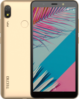 Смартфон Tecno Pop 3 1/16GB / BB2 (Champagne Gold) -